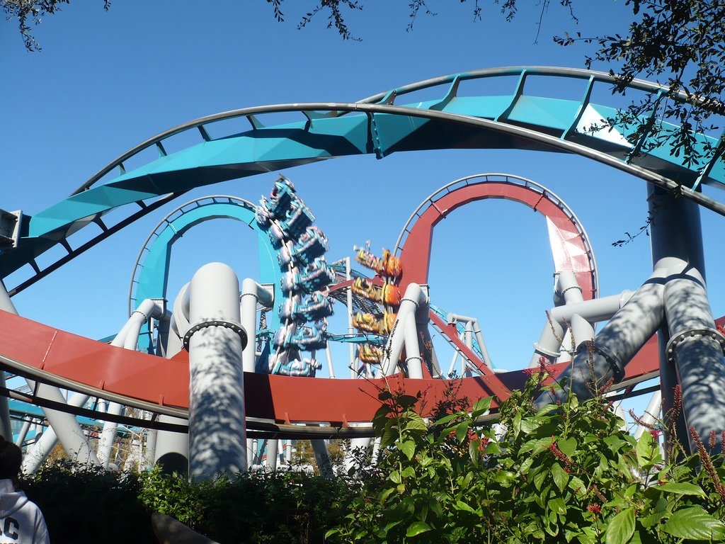 islands of adventure screamscape