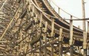 fotos de la montaña rusa Hurler en el parque temático Carowinds