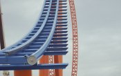 photos of Divertical roller coaster in Mirabilandia theme park