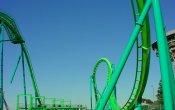 fotos de la montaña rusa Hydra the Revenge en el parque temático Dorney Park & Wildwater Kingdom