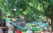 fotos de la montaña rusa Lil Phantom en el parque temático Kennywood