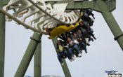 fotos de la montaña rusa Limit en el parque temático Heide Park