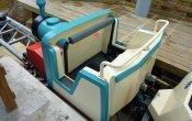 fotos de la montaña rusa Mine Train Coaster en el parque temático Happy Valley Shanghai
