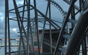 photos of Ring Racer roller coaster in Nürburgring theme park