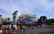 fotos de la montaña rusa Rock 'n' Roller Coaster en el parque temático Disneyland Paris - Walt Disney Studios