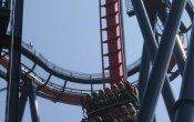 fotos de la montaña rusa SheiKra en el parque temático Busch Gardens Tampa