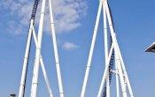 fotos de la montaña rusa Zaturn en el parque temático Space World